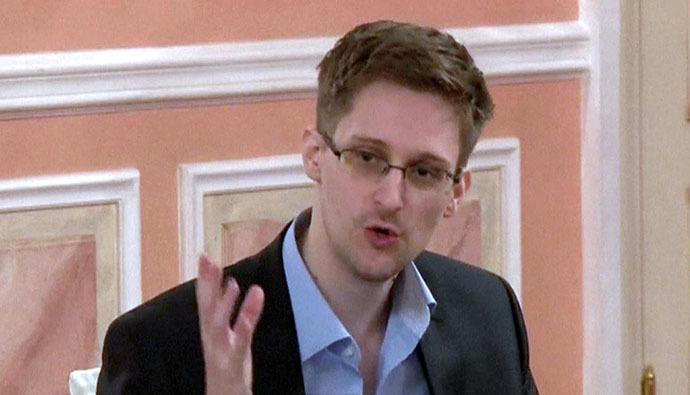 Edward Snowden (AFP Photo / Wikileaks)