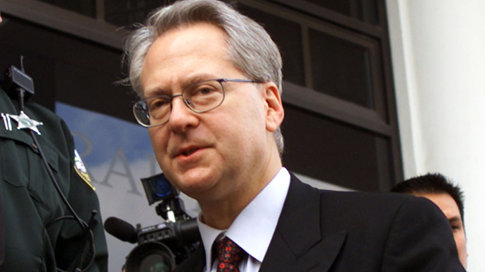Larry Klayman (Reuters)
