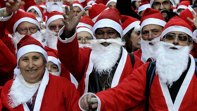 Teacher scolds black student for Santa costume because 'Santa is white'