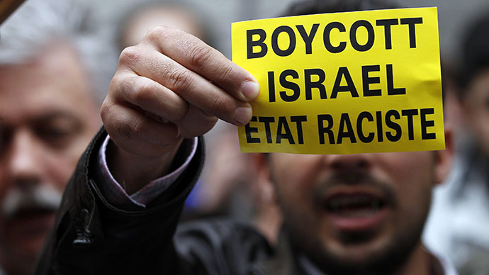 Influential group of 5,000 US scholars votes to boycott Israel
