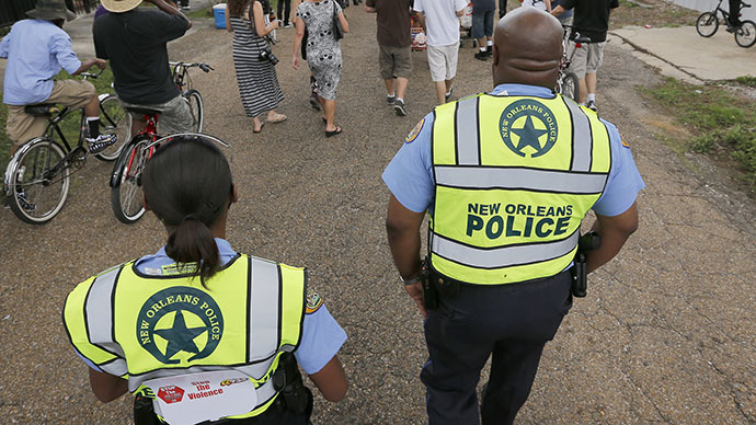 Police harassment may be worsening Louisiana AIDS crisis - report