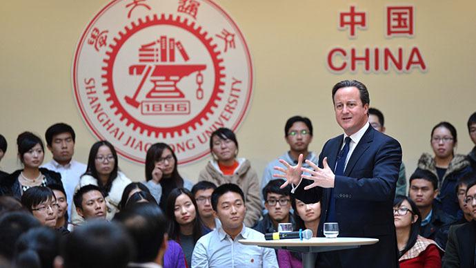 UK wastes millions on 'development' aid to China