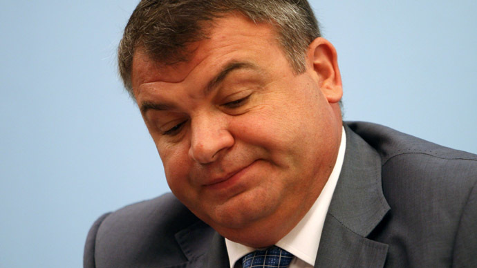 Communist MPs call for probe into Russia's former Defense Minister