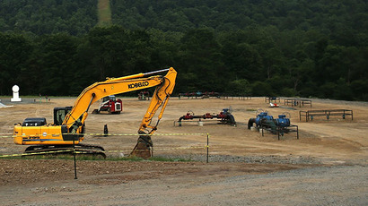 Fracking operations may start in Pennsylvania against landowners' will