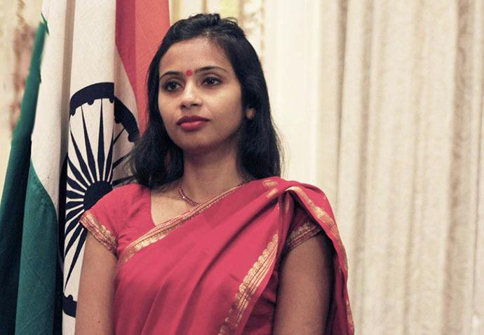 Devyani Khobragade (Image from facebook.com)