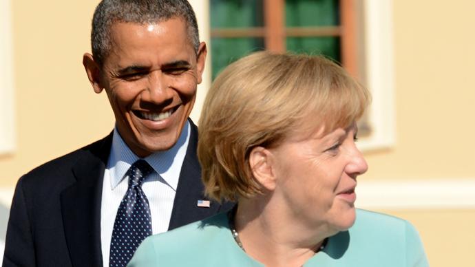 'Like the Stasi': Merkel likened NSA to infamous German security service