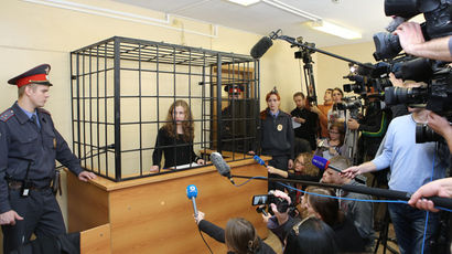 Russia dropping all charges against 'Arctic 30' protesters - Greenpeace