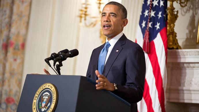 U.S. President Barack Obama.(Reuters / Joshua Roberts)