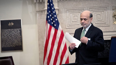 Ben Bernanke gets $250k for his first post-Fed speech