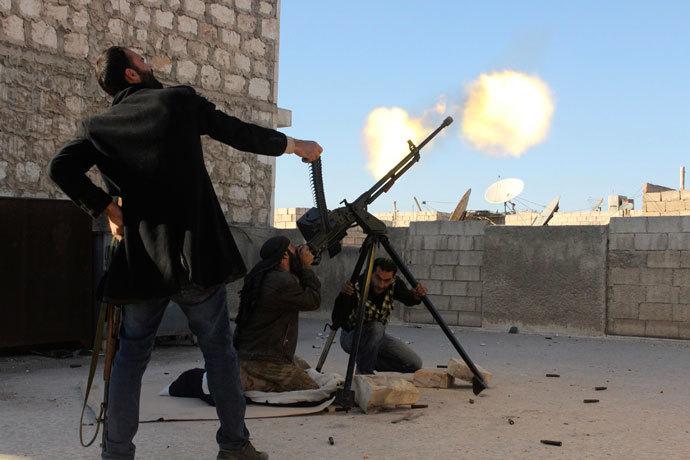 Reuters / Molhem Barakat