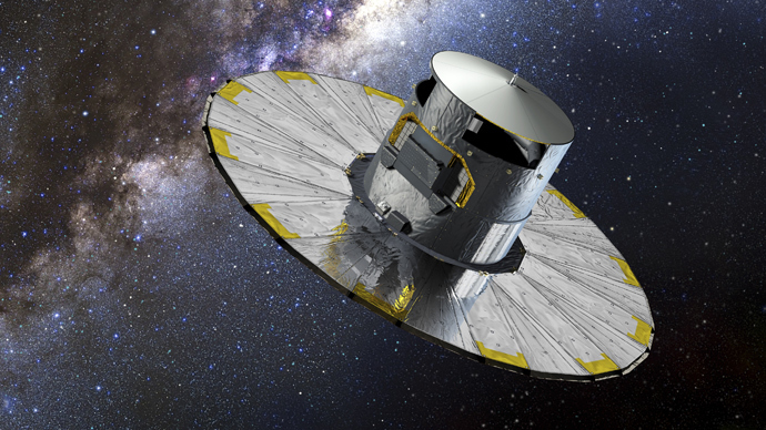 World's most powerful satellite telescope 'Gaia' launched to map Milky Way in 3D