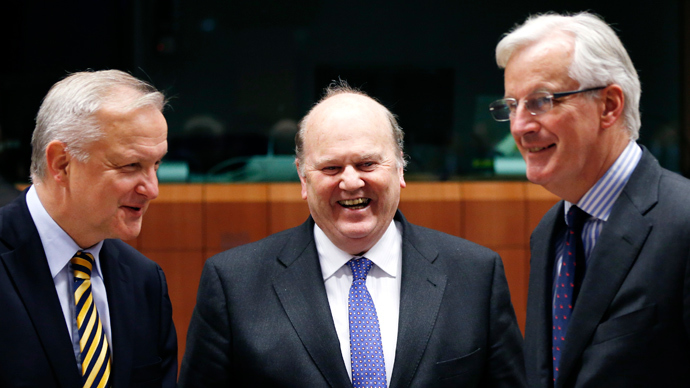 Eurozone ministers agree on 'final legal pillar' to create banking union