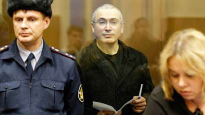 'Who killed my husband?' Khodorkovsky complicit in murder, widow's book claims