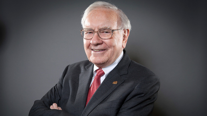 World's biggest earner: Warren Buffett made $37 million a day in 2013