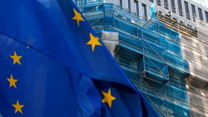 S&P cuts EU's top rating
