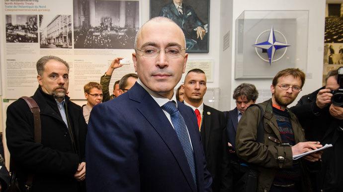 Khodorkovsky's release: LIVE UPDATES