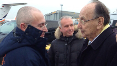 Khodorkovsky arrives in Germany hours after release from prison