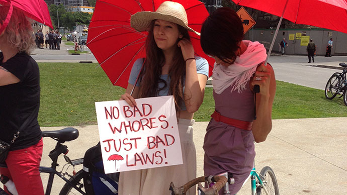 Canada's top court lifts restrictions on prostitution