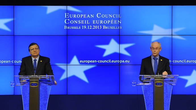 EU bureaucrats blocking talks with Russia on Ukraine row – Lavrov