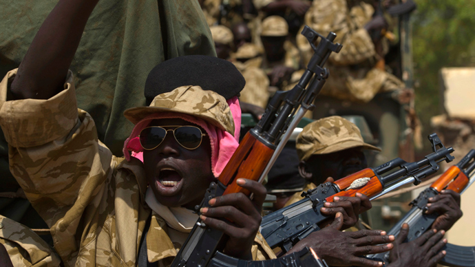 US military aircraft hit in South Sudan, 4 troops injured