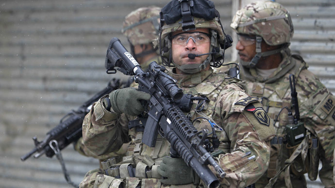 NATO starts negotiating its forces' status in Afghanistan after 2014