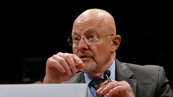 Clapper reveals Bush-era docs showing NSA spying dragnet started 2001