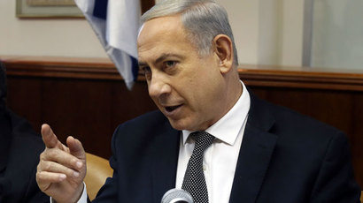 Israel's Netanyahu lashes back at UN over 'march of hypocrisy'