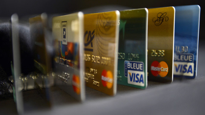 ​Magnetic swipe: Obsolete credit card tech makes US prime Target for fraudsters