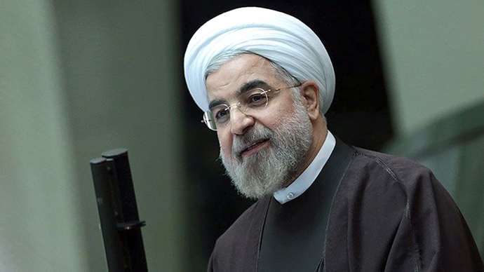 'Iran wants to rebuild relations with US, EU' – Rouhani