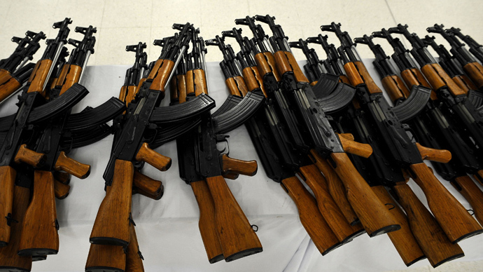 American-made AK-47? RWC looks for production location