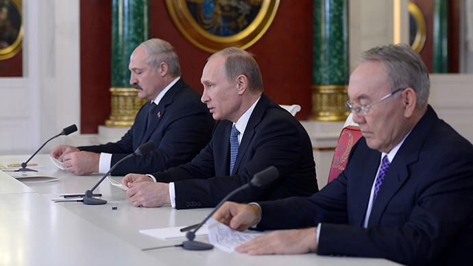 Armenia signs Customs Union roadmap, Kyrgyzstan needs more talks