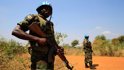 935,000 displaced in Central African Republic amid 'unprecedented' violence
