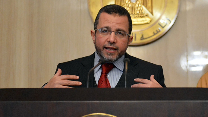 Egypt arrests Morsi's former PM