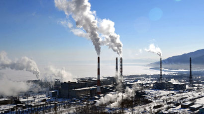 Main Lake Baikal polluter closed, above 1,000 jobs lost
