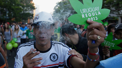 ​Legally high: Cannabis courses open in Uruguay to control marijuana consumption