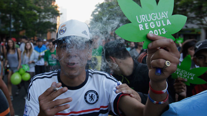 Uruguayan president signs bill legalizing marijuana trade