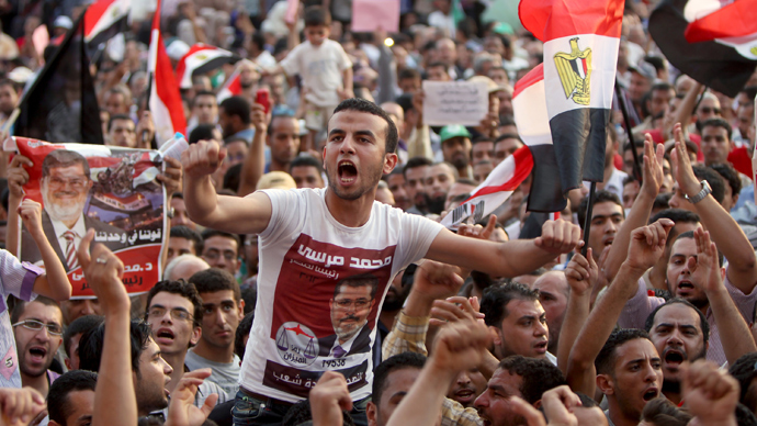 Egypt formally declares Muslim Brotherhood a terrorist group