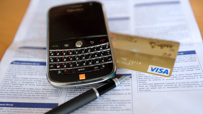 ​Britons to pay in checks via smartphones