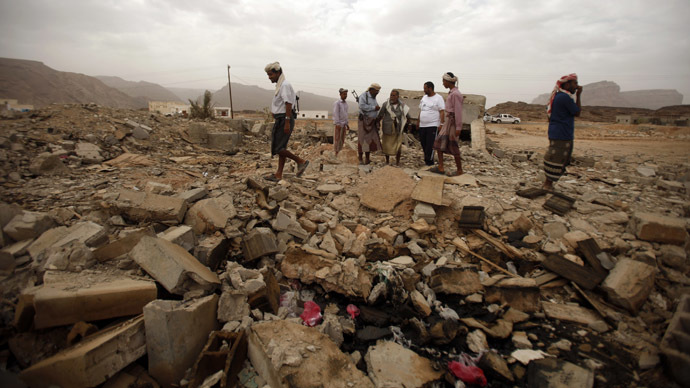 Fatal error in 'wedding party' drone strike prompts UN condemnation