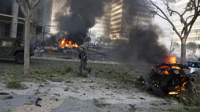 Al-Nusra Front suicide attack kills at least 4 in Lebanon (PHOTOS)