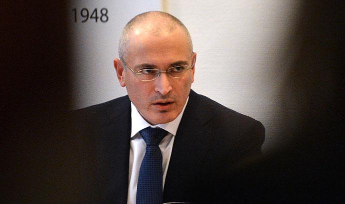 Former head of oil giant Yukos, Mikhail Khodorkovsky (RIA Novosti / Ramil Sitdikov)