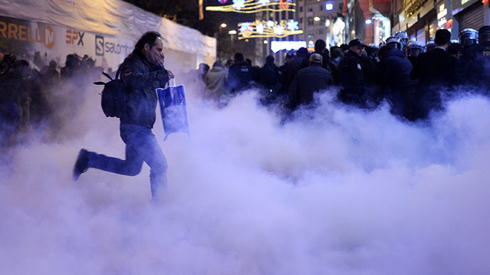 ​350 officers hit in Turkey police crackdown amid political crisis