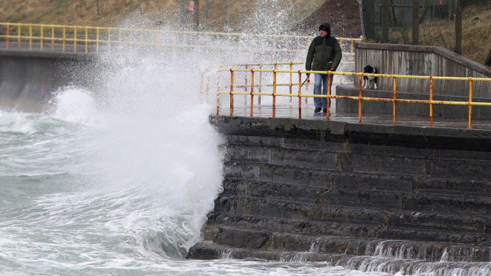 UK braces for more storms, dozens of flood warnings in place