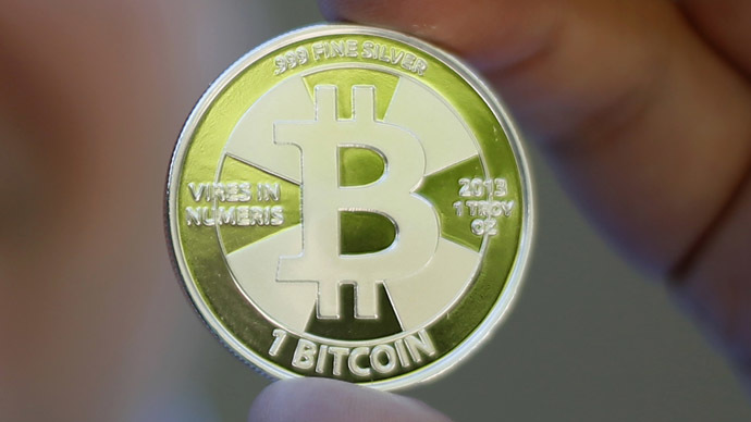 Meet bitcoin, 2013's biggest winner