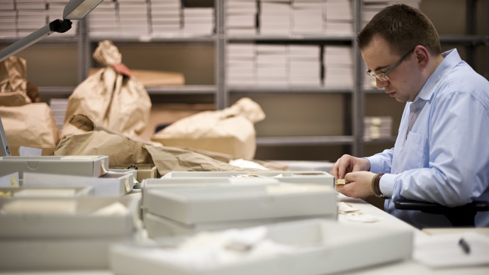 Dozens of ex-Stasi staff remain employed at archives of Germany's former secret police