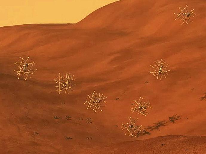 Illustration: NASA