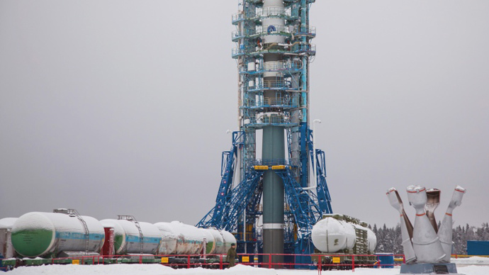 Russia launches upgraded Soyuz rocket