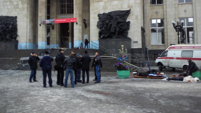 Volgograd railway station blast: LIVE UPDATES