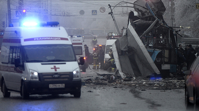 Consecutive Volgograd suicide bombing kills at least 15 (PHOTOS, GRAPHIC VIDEO)