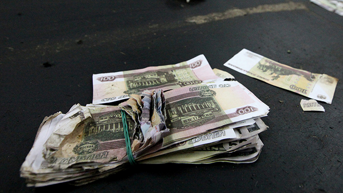 Volgograd terrorist attacks blast Russian ruble